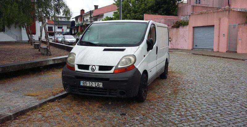 Renault Trafic de Mercadorias em Leilão Licite por 2800 euros 136