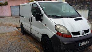Renault Trafic de Mercadorias em Leilão Licite por 2800 euros 4