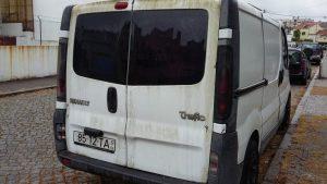 Renault Trafic de Mercadorias em Leilão Licite por 2800 euros 3