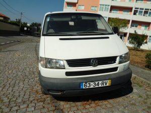 VW Transporter em Leilão Licite por 1 euro 4