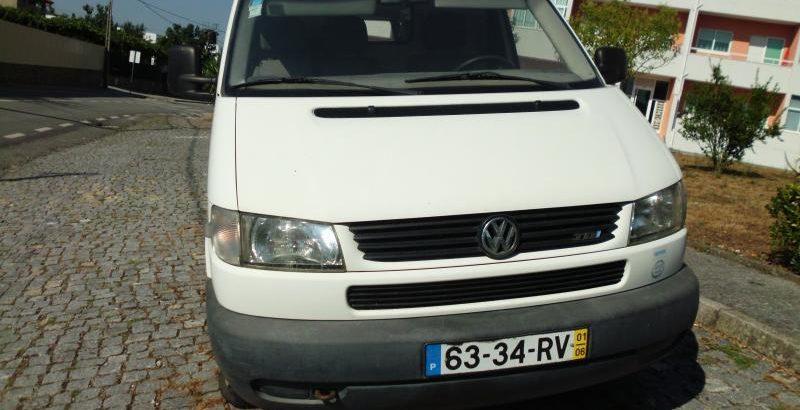 VW Transporter em Leilão Licite por 1 euro 1