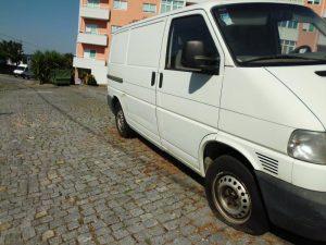 VW Transporter em Leilão Licite por 1 euro 3