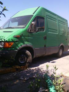 Iveco de Mercadorias Penhorada Lciite por 350 euros 4