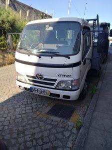 Toyota Dyna penhorada em Leilão Licite por 2496 euros 5