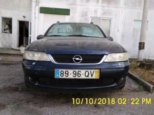 Opel Vectra em Leilão Licite por 350 euros 5