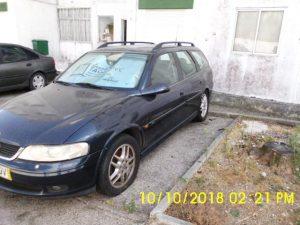 Opel Vectra em Leilão Licite por 350 euros 4