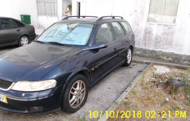 Opel Vectra em Leilão Licite por 350 euros 1