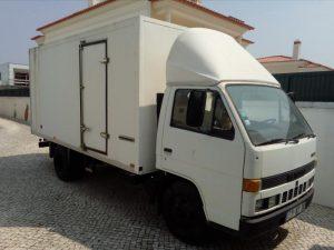 Bedford de mercadorias Penhorada Licite por 840 euros 2