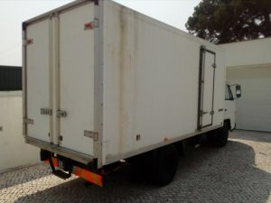 Bedford de mercadorias Penhorada Licite por 840 euros 4