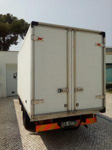 Bedford de mercadorias Penhorada Licite por 840 euros 3