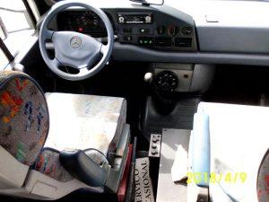 Mini Bus Mercedes em Leilão Licite por 6888 euros 3