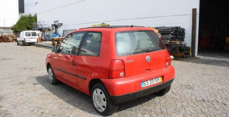 VW Lupo Penhorado em Leilão Licite por 430 euros 1