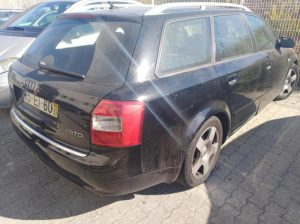 Penhorado finanças Audi A4 de 2007 em leilão licite por 2152 euros 2