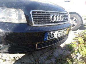 Penhorado finanças Audi A4 de 2007 em leilão licite por 2152 euros 4