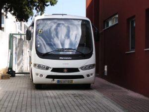 Iveco de Passageiros Penhorada Licite por 1718 euros 3