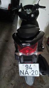 Honda 125cc Penhorada Licite por 450 euros 2