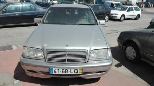 Mercedes c220 CDI em Leilão Licite por 430 euros 3