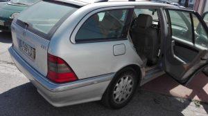 Mercedes c220 CDI em Leilão Licite por 430 euros 2