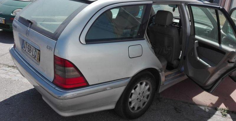 Mercedes c220 CDI em Leilão Licite por 430 euros 1