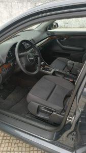 Penhorado Finanças Audi A4 1.9TDI Licite 2152 euros 4