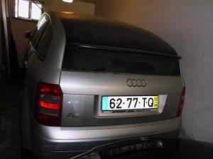 Penhorado Finanças Audi A2 Licite por 4025 euros 4