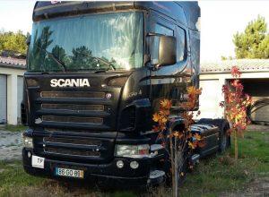 Bens Penhorados Scania de 2008 Licite por 7000 euros 2
