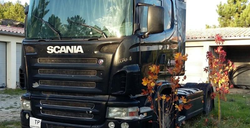 Bens Penhorados Scania de 2008 Licite por 7000 euros 1