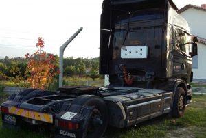 Bens Penhorados Scania de 2008 Licite por 7000 euros 4