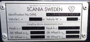 Bens Penhorados Scania de 2008 Licite por 7000 euros 3