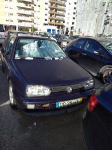 VW Golf em Leilão finanças licite pela melhor oferta 2