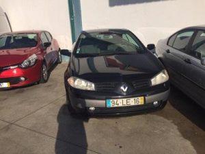 Penhorado Finanças Megane Cabrio Licite por 4200 euros 4
