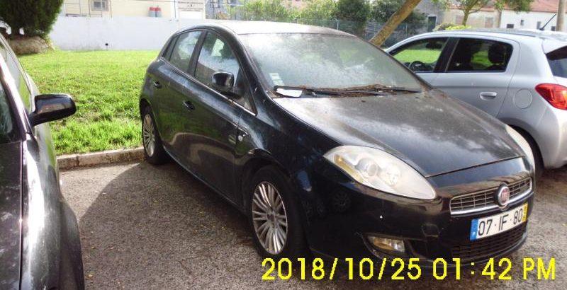 Leilão Finanças Fiat Bravo Licite por 5166 euros 1