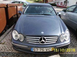 Bens Penhorados Mercedes CLK 270 Licite por 7749 euros 2