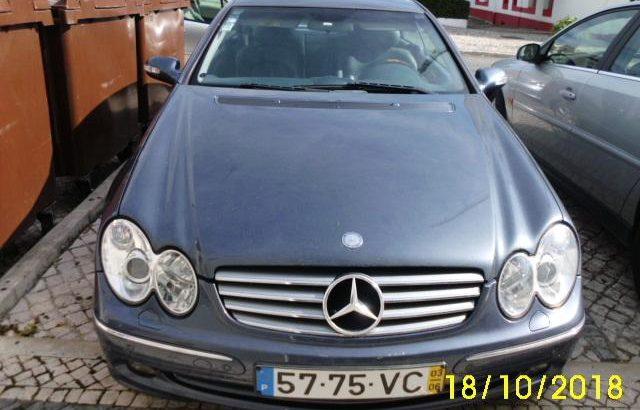 Bens Penhorados Mercedes CLK 270 Licite por 7749 euros 1