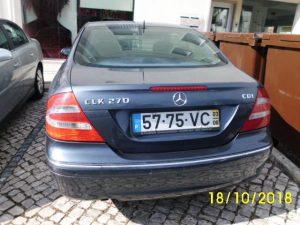 Bens Penhorados Mercedes CLK 270 Licite por 7749 euros 3