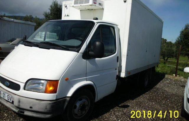 Ford Transit 190 Penhorada Finanças Licite 1076 euros 144