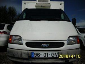 Ford Transit 190 Penhorada Finanças Licite 1076 euros 3