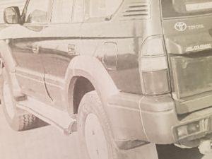 Bens com Penhoras Toyota Land Cruiser Licite por 350 euros 3