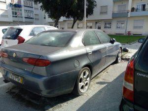 Alfa Romeo 166 Penhorado Licite por 602 euros 2