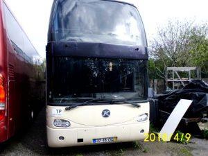 Leilão Finanças Autocarro de 77 Lugares Licite por 9225 euros 3