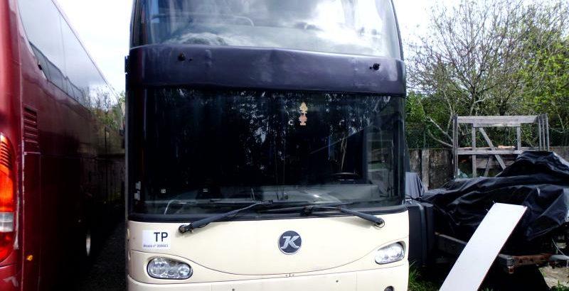 Leilão Finanças Autocarro de 77 Lugares Licite por 9225 euros 130