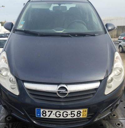 Bens Penhorados Opel Corsa de 2008 Licite por 1928 euros 87