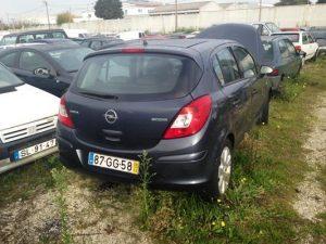 Bens Penhorados Opel Corsa de 2008 Licite por 1928 euros 5