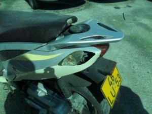 Pennhora Finanças Ciclomotor 50cc Licite por 250 euros 2