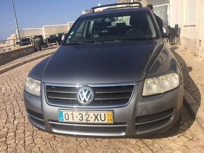 Bens Penhorados Finanças VW Touareg em Leilão 1