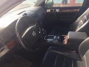 Bens Penhorados Finanças VW Touareg em Leilão 5