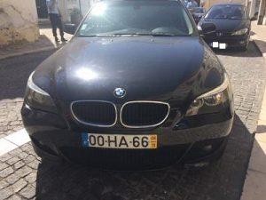 BMW Série 5 penhorado finanças em leilão 4
