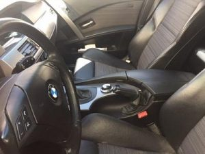 BMW Série 5 penhorado finanças em leilão 2