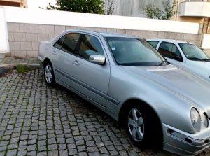 Penhora das Finanças Mercedes E220 pela Melhor oferta 4