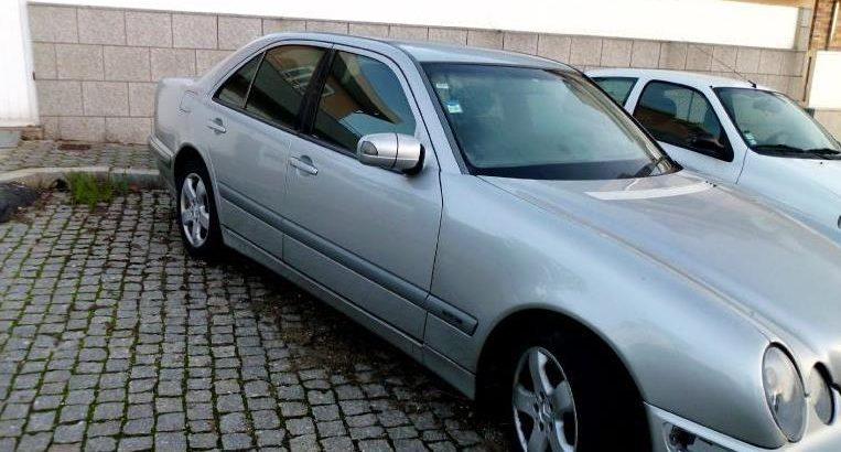 Penhora das Finanças Mercedes E220 pela Melhor oferta 1